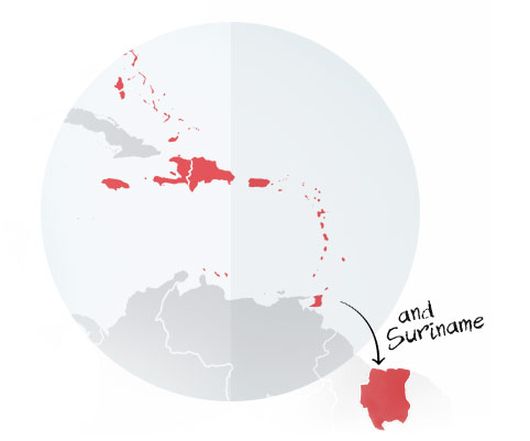Most Caribbean banks supported